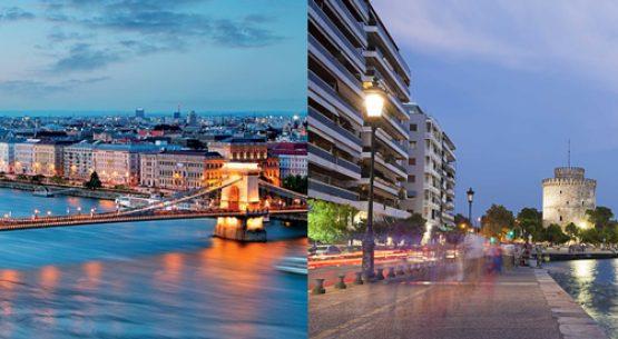 Λεωφορειακή Γραμμή Θεσσαλονίκη – Βουδαπέστη