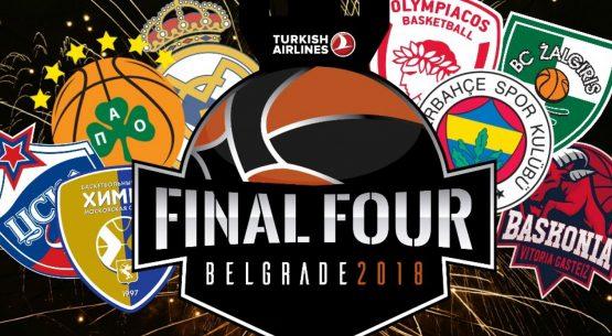 Final Four 2018  Βελιγράδι